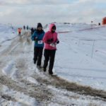 Hallinan joins the Seven Continents Club